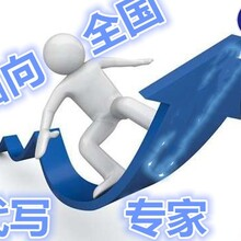 忻州代写中国好项目计划书价格行情图片