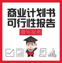 郴州代写创业计划书(好口碑)图片