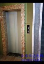 家用电梯多种款式轿厢尺寸量身定做家用电梯曵引机