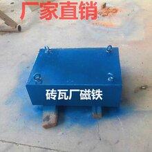 厂家生产RCYB-6系列砖瓦除铁器云南砖瓦除铁器云南永磁铁云南输送带除铁器图片