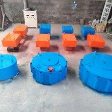 重庆砖瓦厂专用永磁悬挂除铁器强磁输送带除铁公司RCYB悬挂式