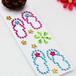專用定制兒童玩具DIY手工貼貼紙環保亞克力鉆貼玩具貼貼紙手機貼紙定制加工