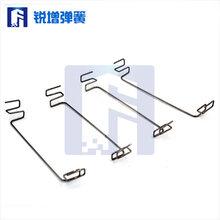 东莞线成型异形弹簧定制厂家各种不规则异形弹簧来图来样定制图片