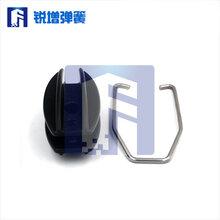 深圳線成型異形彈簧定制廠家卡簧扣簧異形彈簧來圖來樣定制圖片
