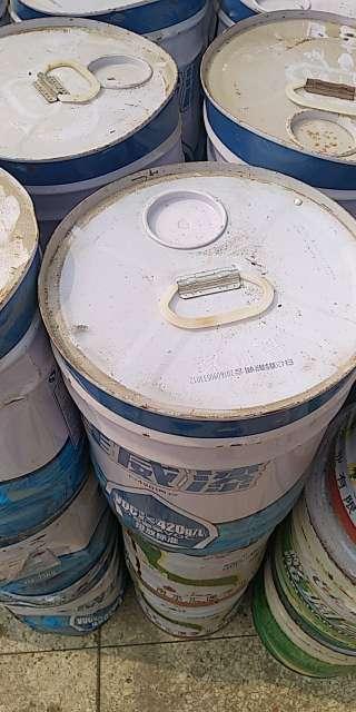 隨州回收工程涂料公司