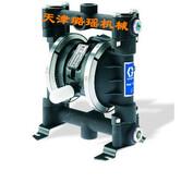 塑料材质口径1/2英寸气动隔膜固瑞克一级代理商天津北京