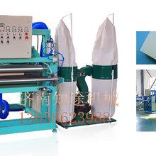 xps挤塑板开槽机选型及使用说明。图片