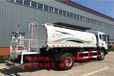 东风多利卡8吨洒水车湖北厂家价格及配置