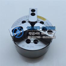 台湾亿川原装进口三爪中空液压卡盘N-206A5