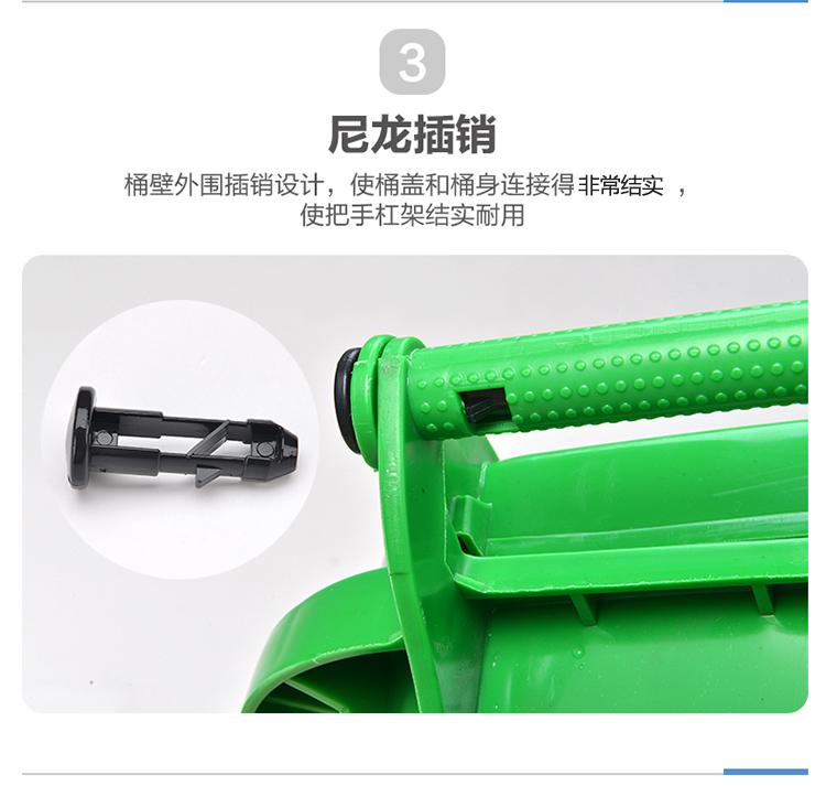 河南信阳240升垃圾桶供应厂家批发