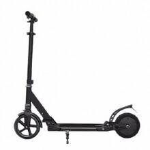 Manke夢客折疊帶桿滑板車電動踏板車折疊車電動自行車圖片