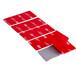 双面胶圆形M3双面胶红魔海绵PET透明PE泡棉VHB亚克力强力双面胶