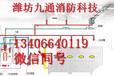 泰安厨房灶台自动灭火系统厂家直销