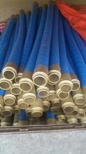 3米4米DN80砼泵胶管125高压低压胶管双头布料机软管泵车末端胶管图片