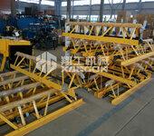翔工机械组装式整平机框架摊铺机混凝土框架整平机