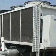 婺城螺杆式空调机组回收金华废旧中央空调回收拆除公司图片