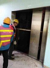 义乌电梯回收哪里有义乌废旧电梯回收专业拆除公司图片