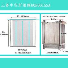 现货供应日本三菱化学MBR膜60E0015SA高强度膜元件