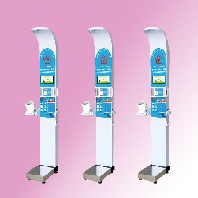 多参数检测一体机HW-900A乐佳多功能健康体检一体机