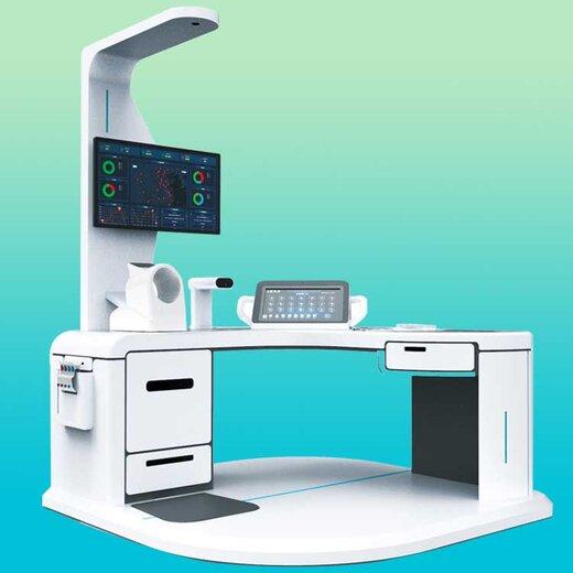 HW-V9000智慧養老智能健康體檢一體機