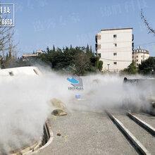 重庆南岸专业喷雾设备制造商供应锦胜科技环保人造雾