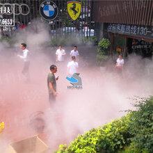 重庆南岸农家乐喷雾设备,锦胜科技优质选择人造雾
