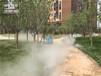 重庆锦胜人造雾公司-售楼部喷雾景观-优质雾化效果