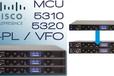 思科MCU5300系列性能优势明显,思科多点控制器,欢迎采购