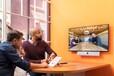 思科RoomKitMini通过USB连接到基于笔记本电脑的视频会议软件