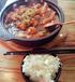 番茄麻辣酸菜鱼米饭无刺鱼米饭