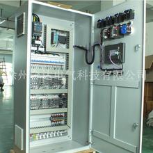 自动化控制柜电控柜电气控制柜文本触摸屏人机界面控制柜图片