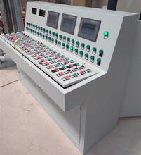 监控琴式电气操作台发货快质保周期长图片