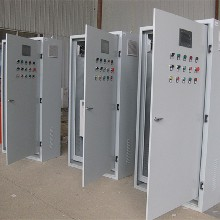 徐州台达PLC污水处理站立式控制柜控制柜厂家价格图片