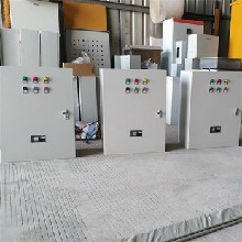 临沂节能供暖供热控制柜变频柜电控柜成套图片