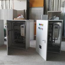 盐城变频控制柜性能可靠,恒压供水配电箱图片