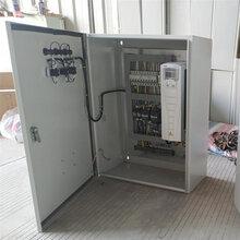 徐州自动化控制柜供暖变频器柜成套设计加工图片