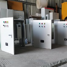 山东日照节电供暖柜成套变频器控制柜图片