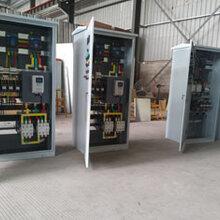 PLC智能破碎机控制柜翻斗机电控箱质优价廉图片