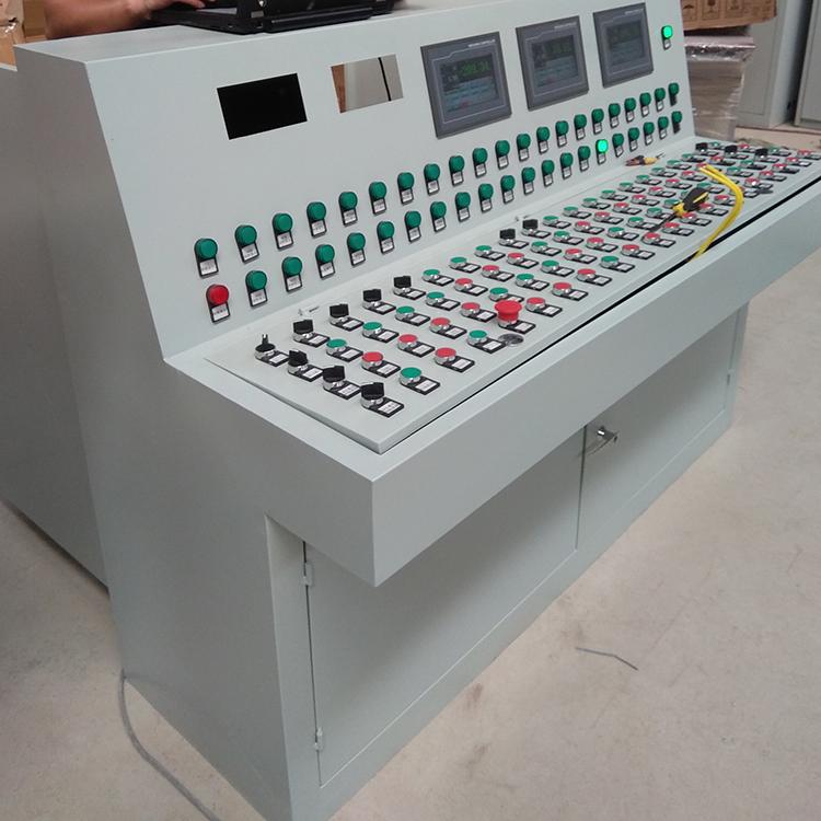 承接电控配电箱操作台琴式控制柜操作台口碑好