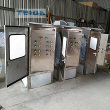 耐腐蚀不锈钢控制柜高品质变频器柜品质保证图片