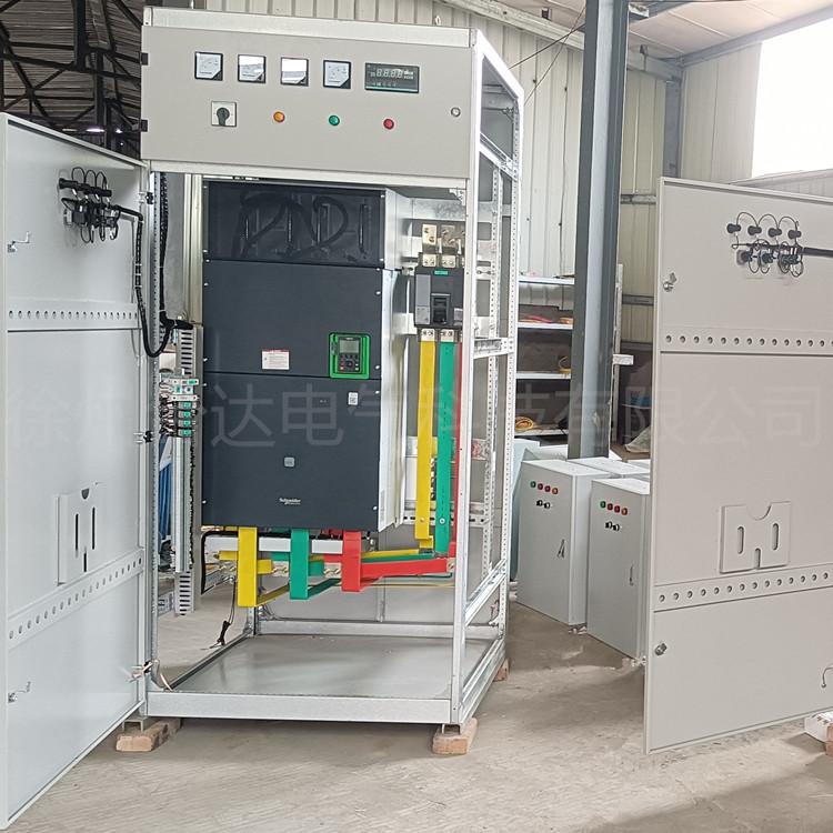 徐州专注于自动化PLC控制柜台达变频柜设计生产成套