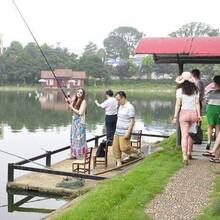 农家乐哪里好玩?去深圳七娘山野炊、去东莞松山湖水上竹筏