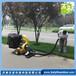手扶式树叶收集器BY-T2吸叶机落叶清扫车树叶扫地机