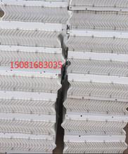 龙岩屋脊式除雾器烟气均布耦合器特性