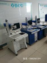 成都/泸州出口品质20瓦30瓦高性能光纤激光打标机销售,工厂直供图片