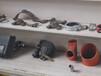 机械加工零部件-加工各种铆焊件
