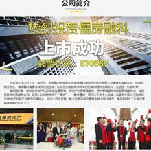 临县上市房产地产公司诚招空白区域独家代理图片