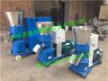 中国塑料造粒机有机肥饲料颗粒机图片