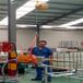 詠旭牌移動式點焊機鍍鋅包裝箱點焊機