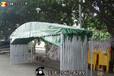 邯鄲市大排檔燒烤帳篷活動伸縮雨棚推拉蓬